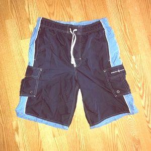 Beverly Hills Polo Club Mens Swim Trunks. size M